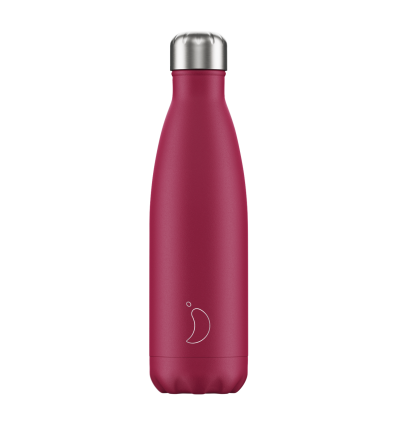 CHILLY´S BOTTLES MATTE EDITION PINK 500ML