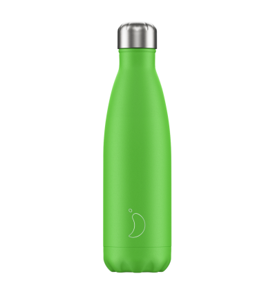 CHILLY´S BOTTLE VERDE NEON 500 ML